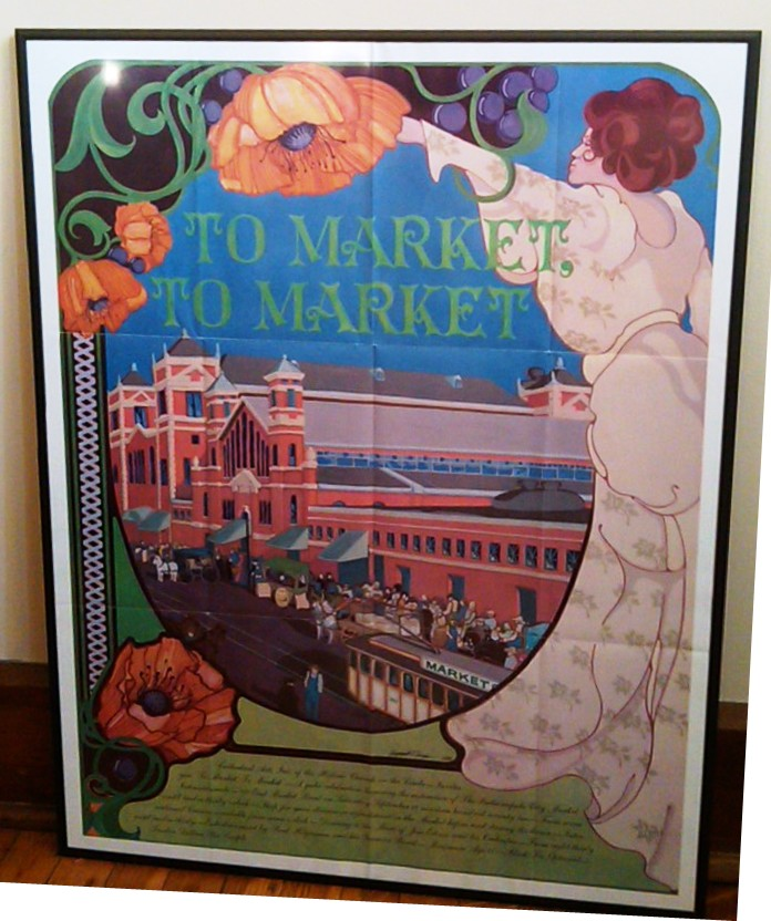 Indianapolis Collected: To Market, To Market