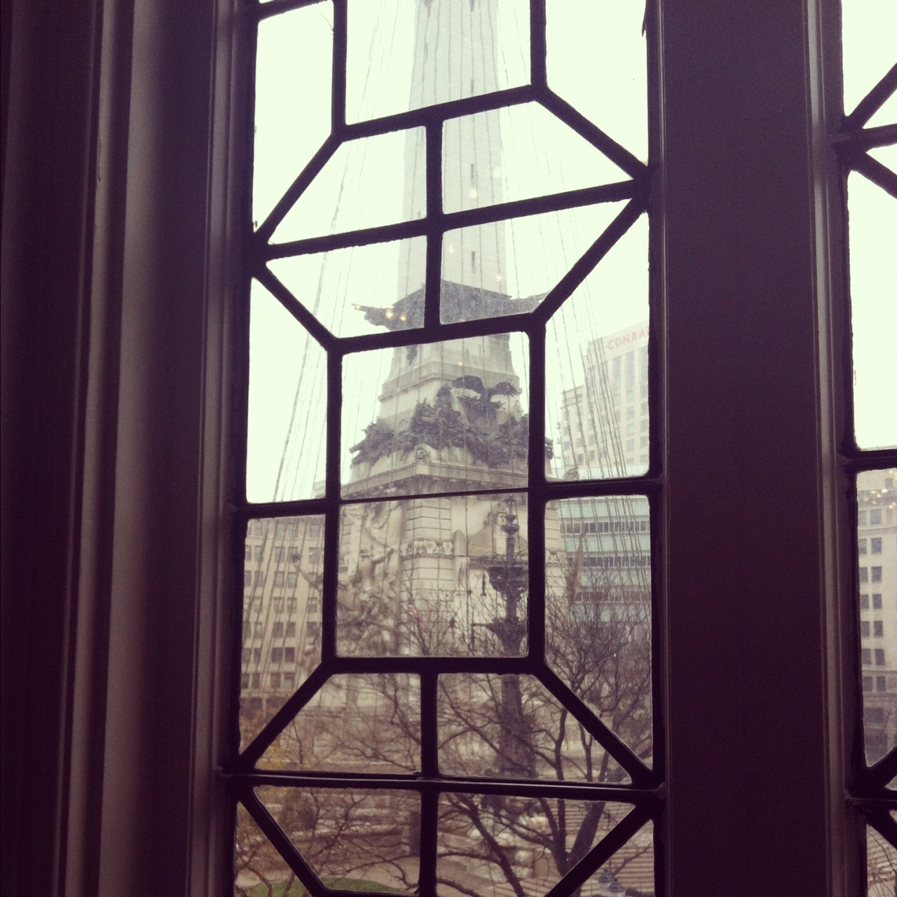 Room With a View: Columbia Club