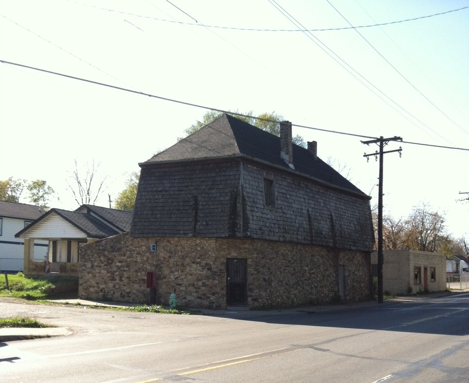 What the Hell Wednesday: Barn over Medieval Jail Cell