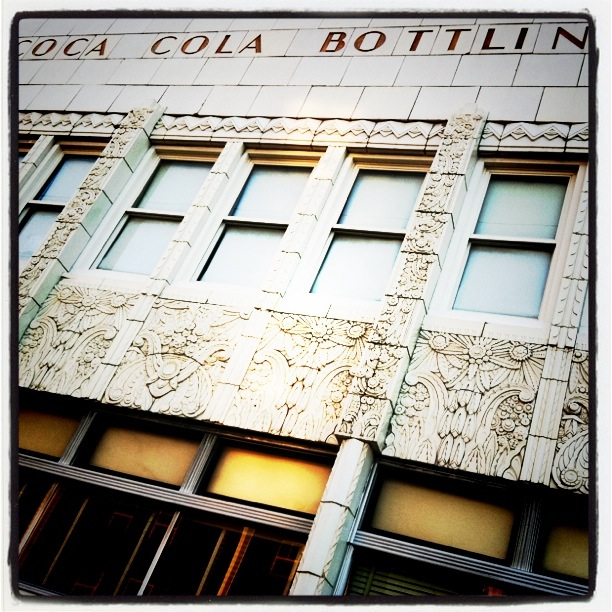 Friday Favorite: Coca Cola Bottling Co. on Mass Ave