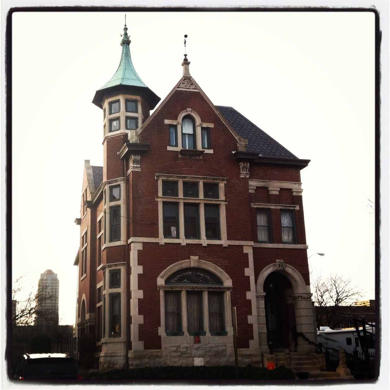 Friday Favorite: East Street, Willis-Tate House