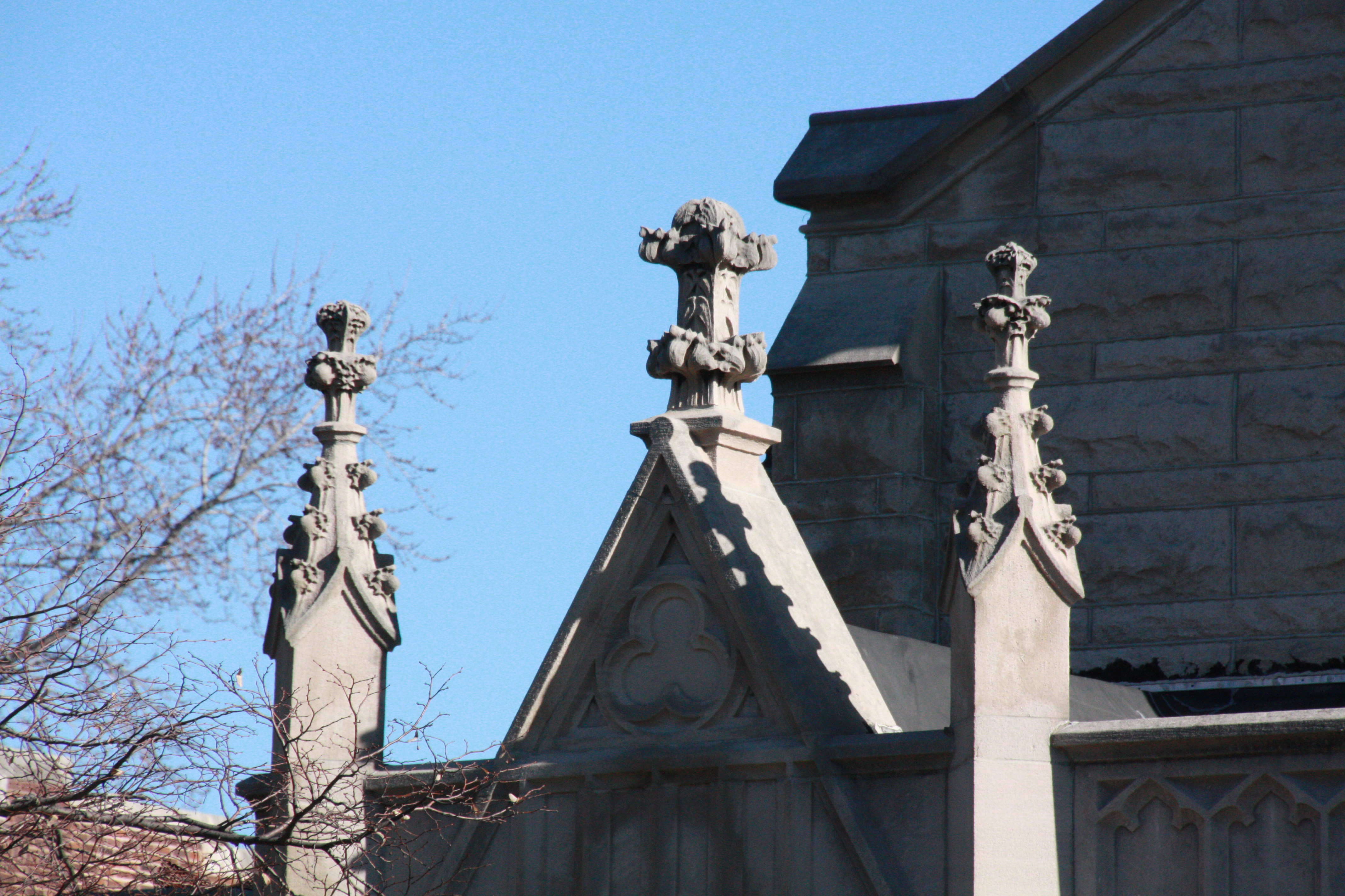Building Language: Finial