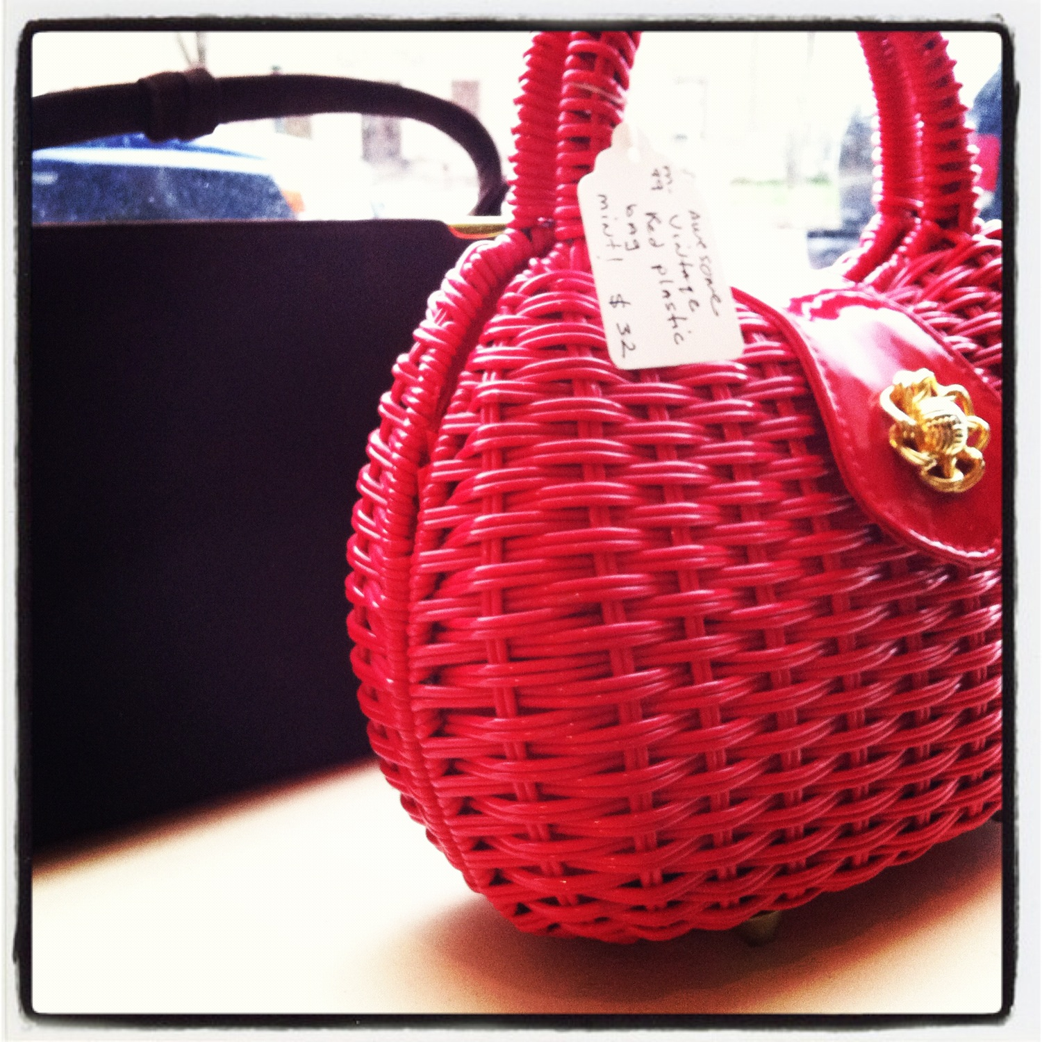 Ladies Lounge: Vintage Handbags