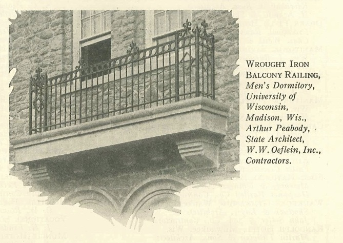 Building Language: Juliet Balcony