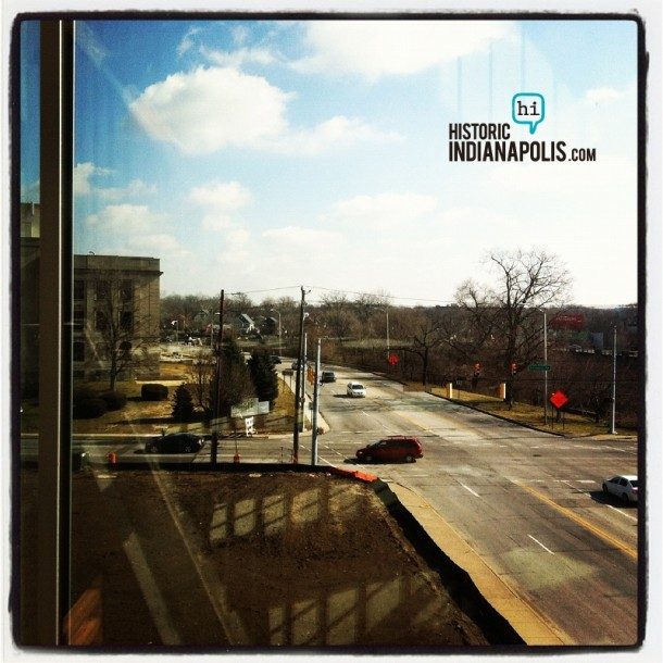 Fall Creek Apartments: Room With A View: Old Saint Vincent Hospital On Fall Creek
