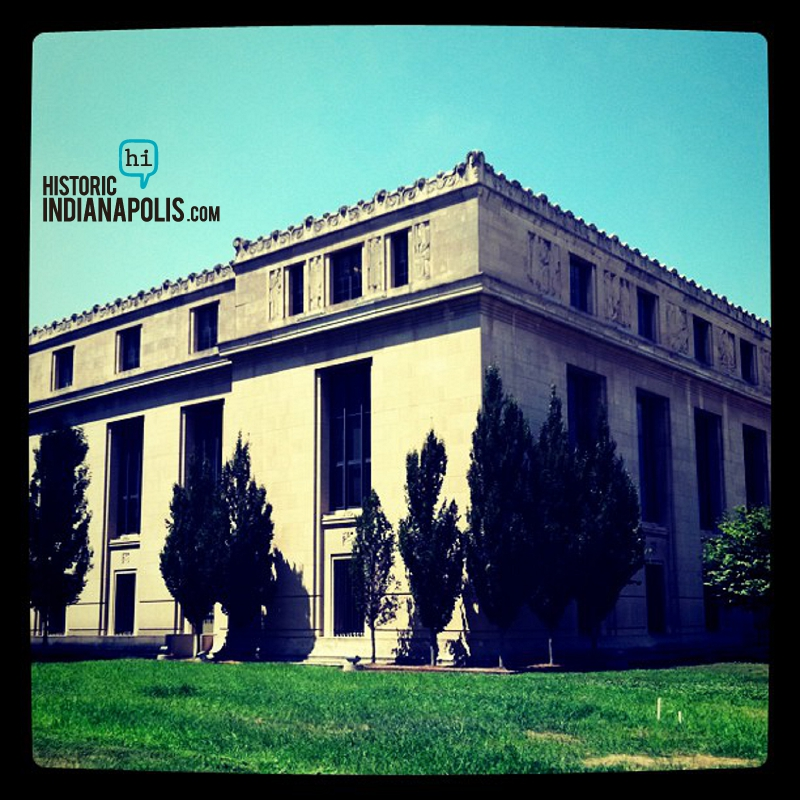 Friday Favorite: Indiana State Library