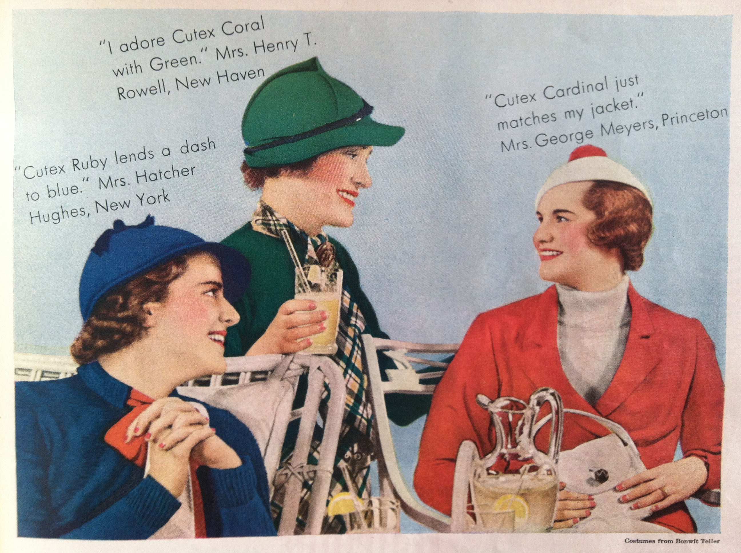 Ladies Lounge: Manicures of the early 20th Century