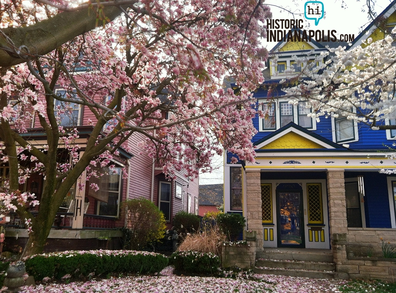 Friday Favorite: Woodruff Place Springtime