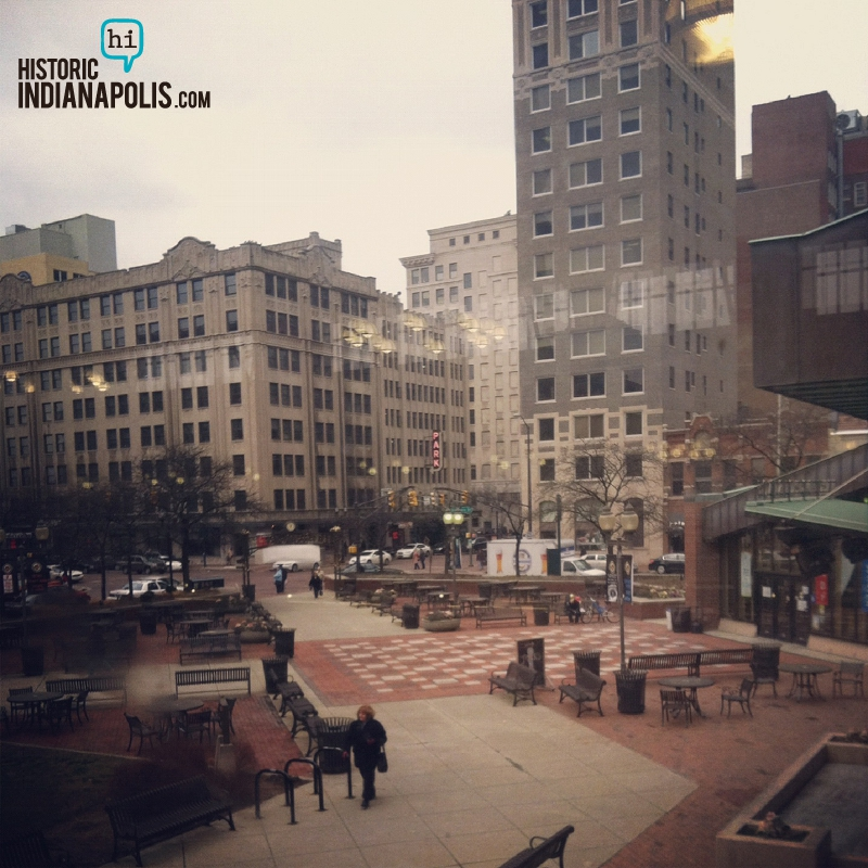 Room With a View: City Market