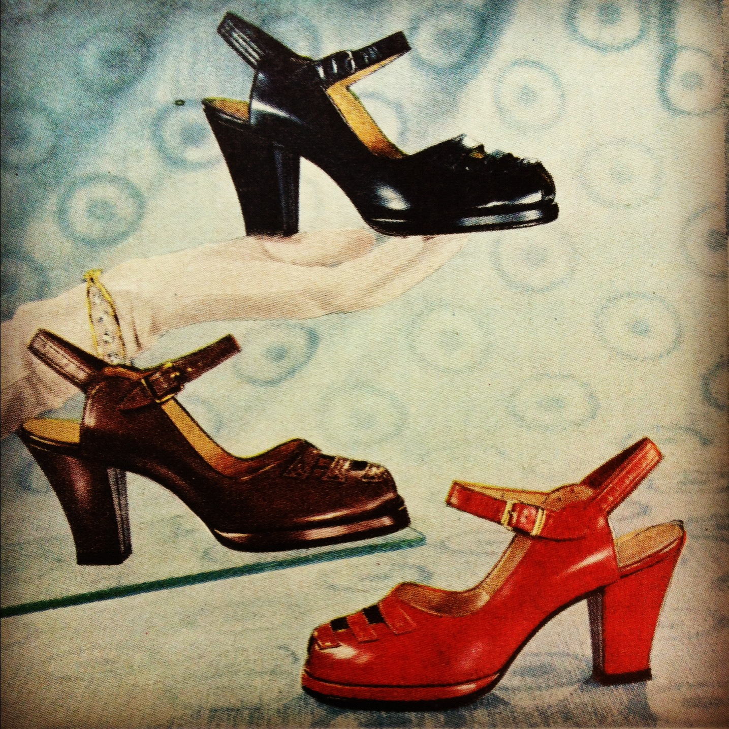 Ladies Lounge: Spring…in your step!