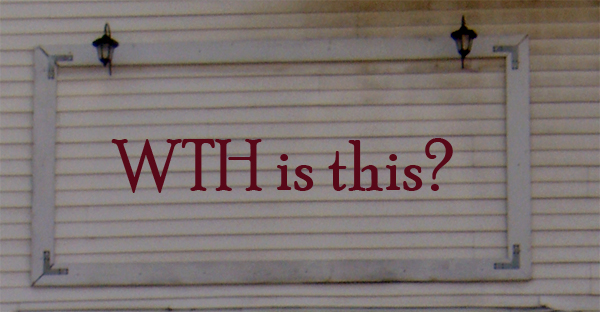 WTH Weds: Think Outside the Box!