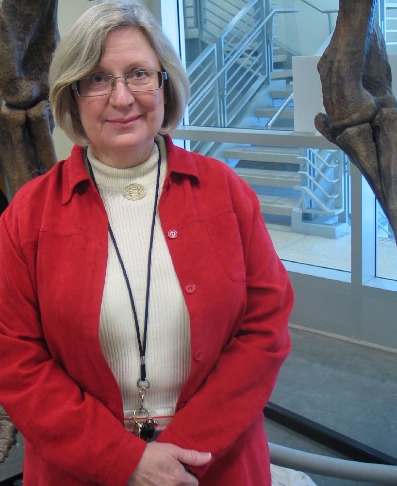 Heritage Steward: Mary Jane Teeters-Eichacker