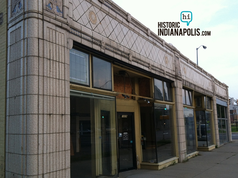 Sunday Prayers: Crawford's Bakery Building 16th & Capitol
