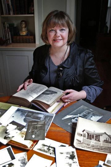 Heritage Steward: Joan Hostetler