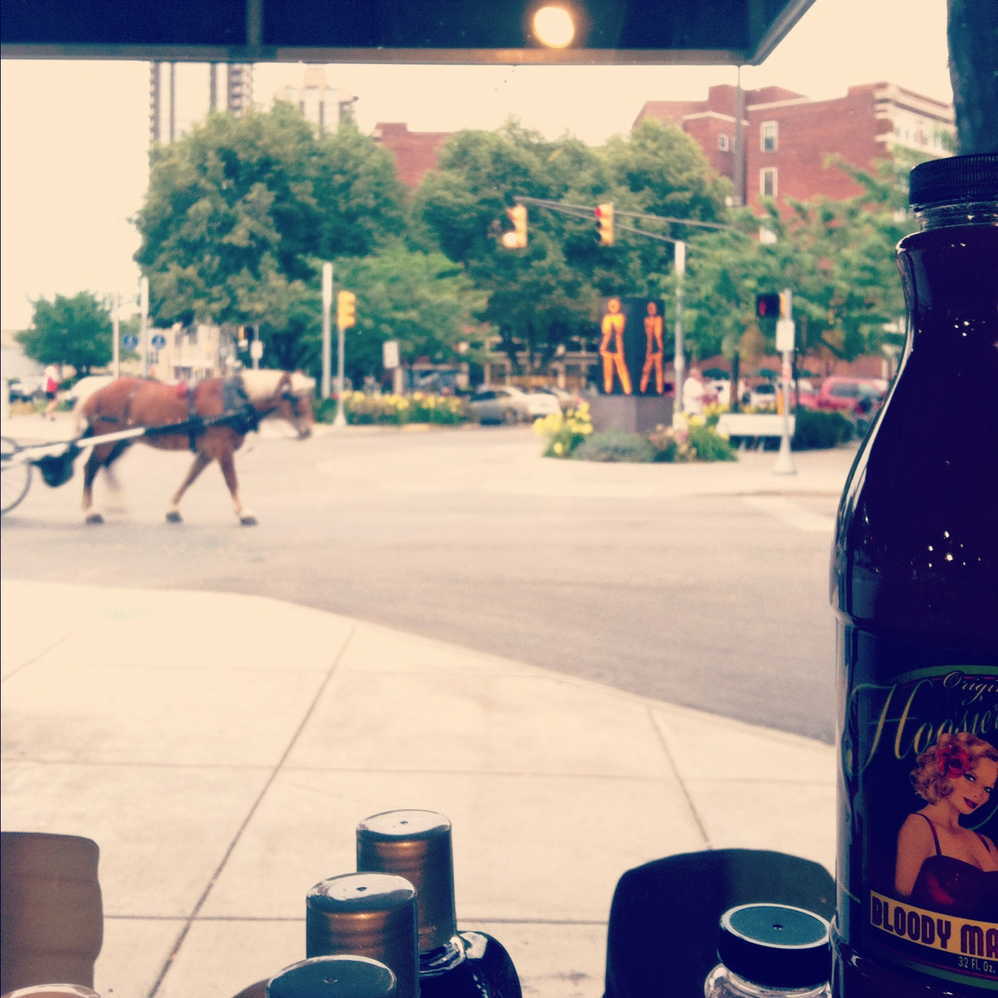 Room With a View: Downtown Marsh to Mass Ave
