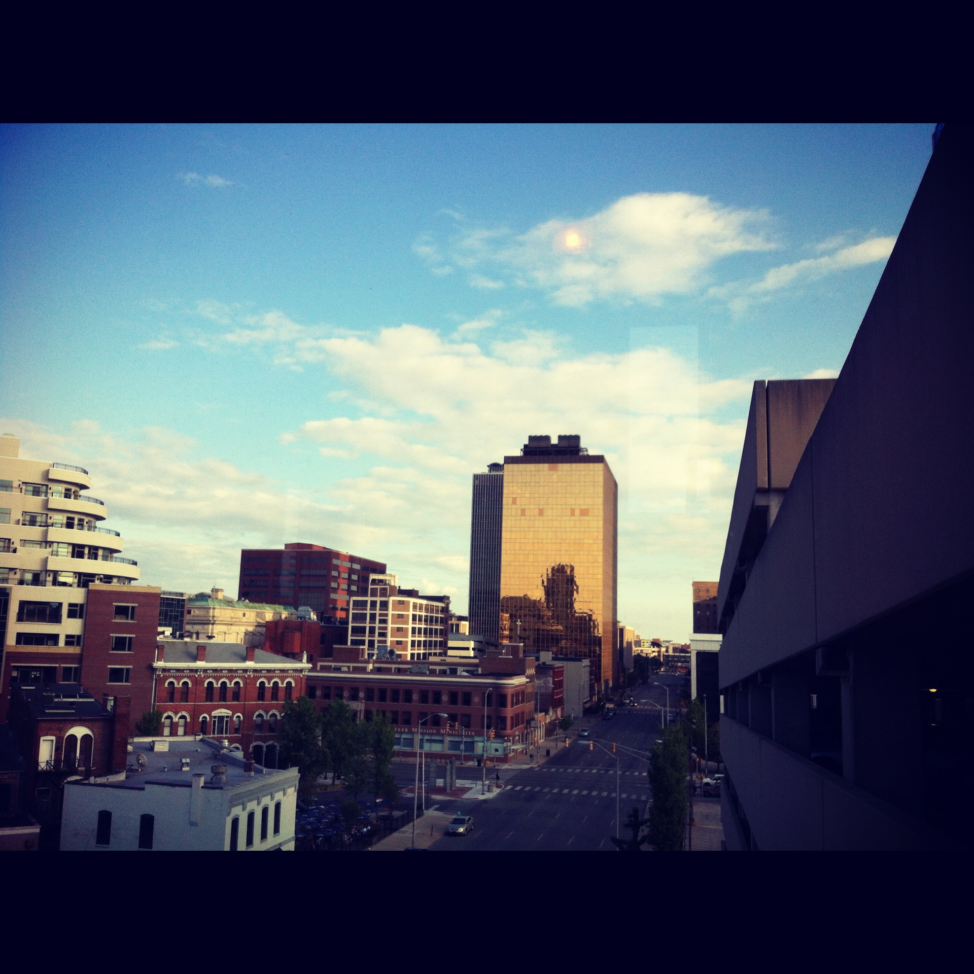 Room With a View: Vermont and Delaware