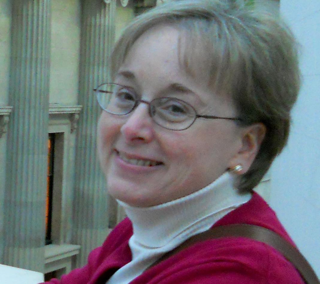 Heritage Steward: Susan Sutton