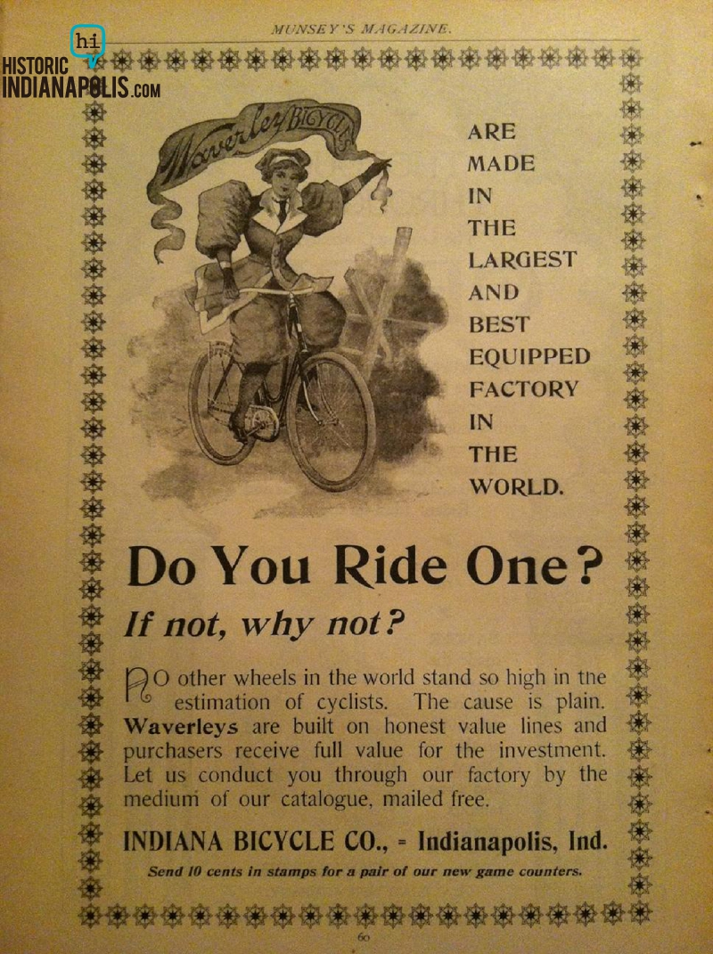 Sunday Advert: Do You Ride One?