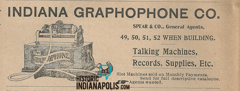Sunday Ads: Graphophone, not iphone
