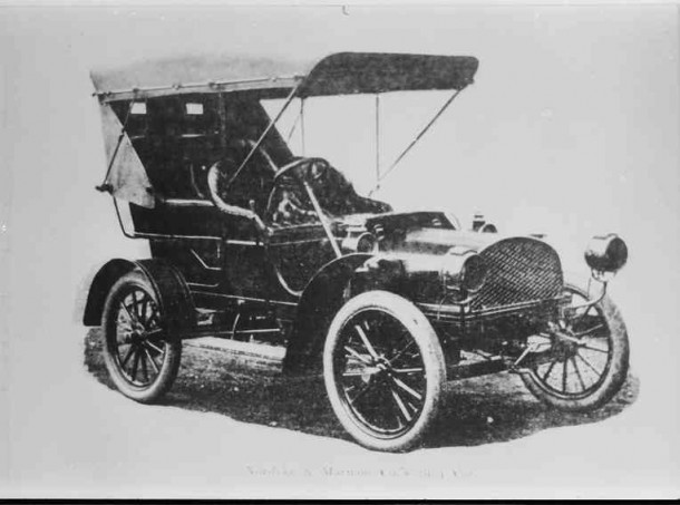 1904 Marmon Model A