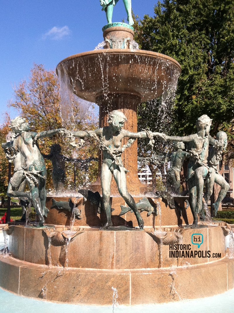 Friday Favorite: DePew Fountain