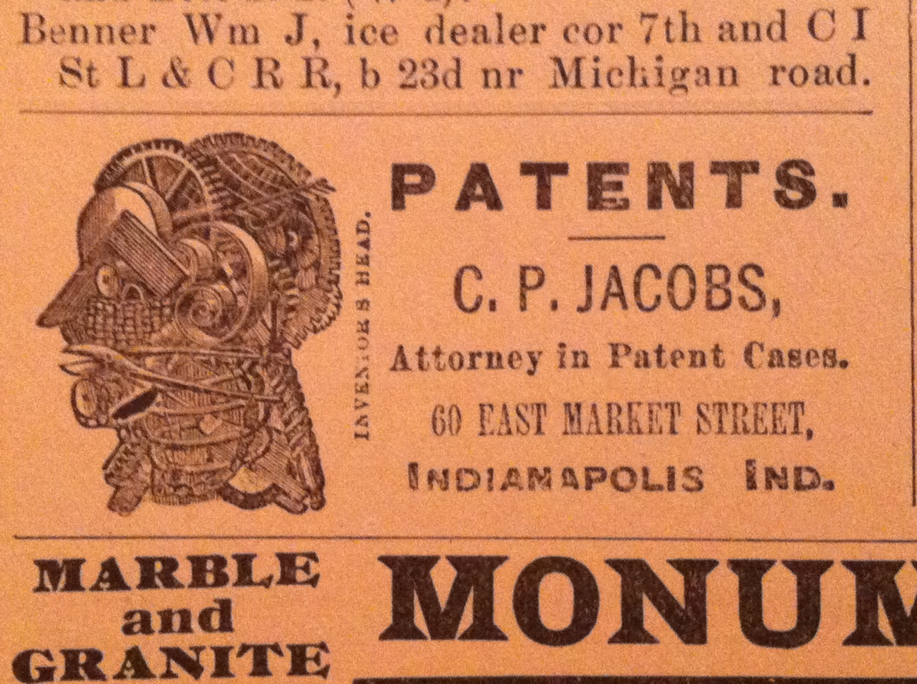 Sunday Adverts: Patent This!