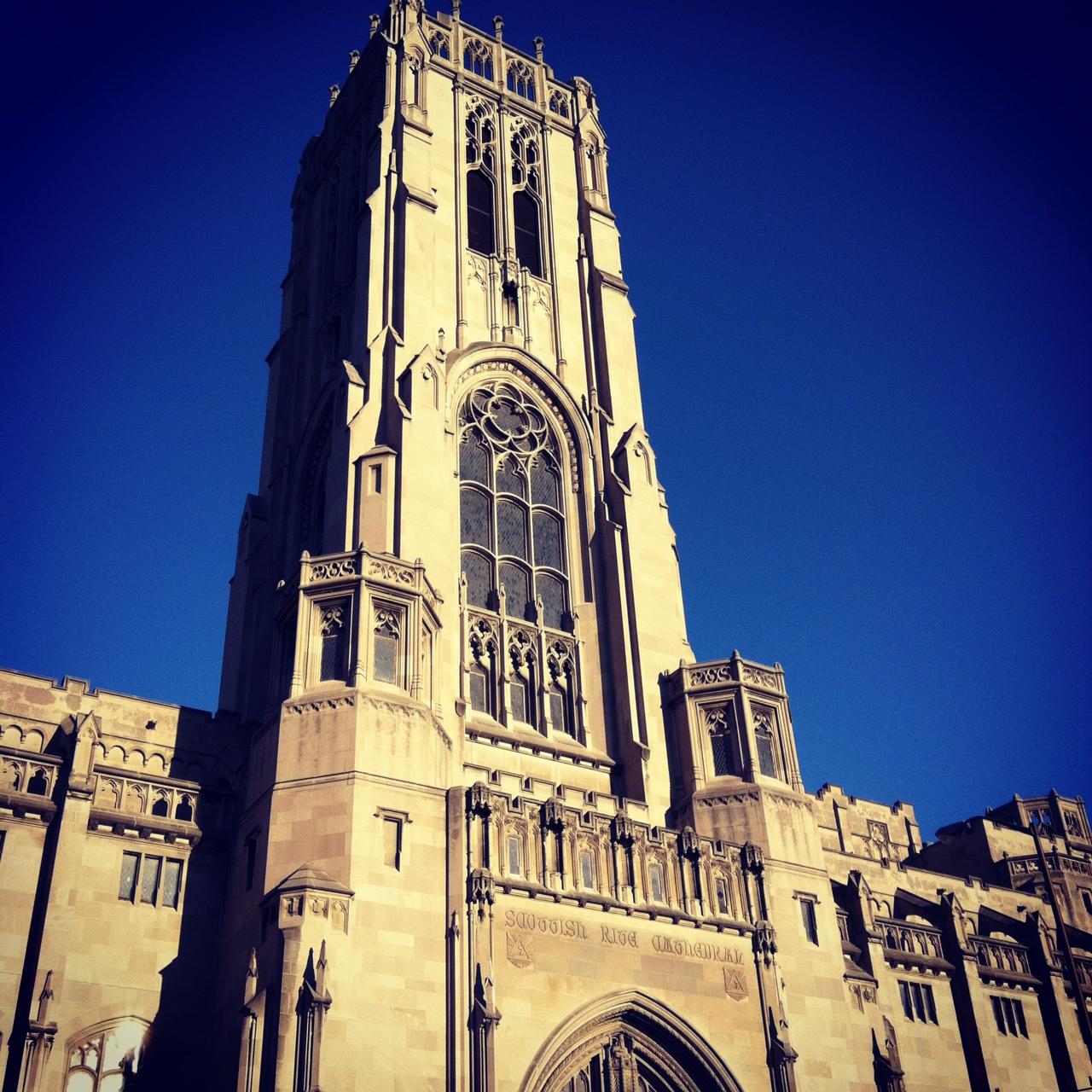 Friday Favorite: 6 Trivia Bits, Scottish Rite Cathedral