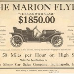 1909 Marion Flyer
