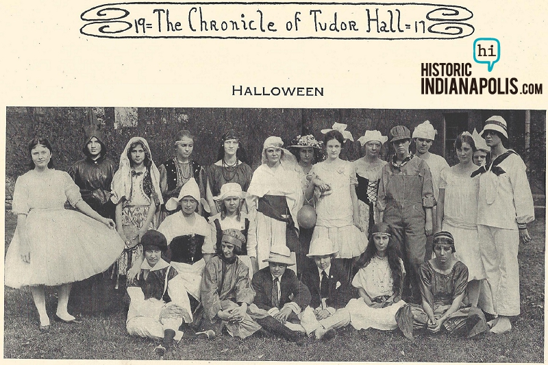 Indy Halloween 1917, What Did Ladies Wear?