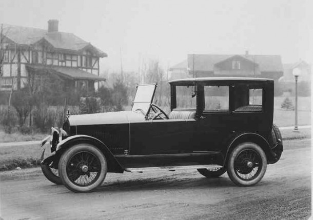 1918 Cole with Willoughby body