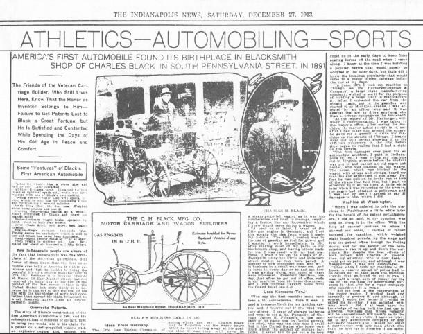 Indianapolis News, December 27, 1913
