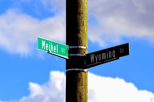 What's in a Name: Meikel Street