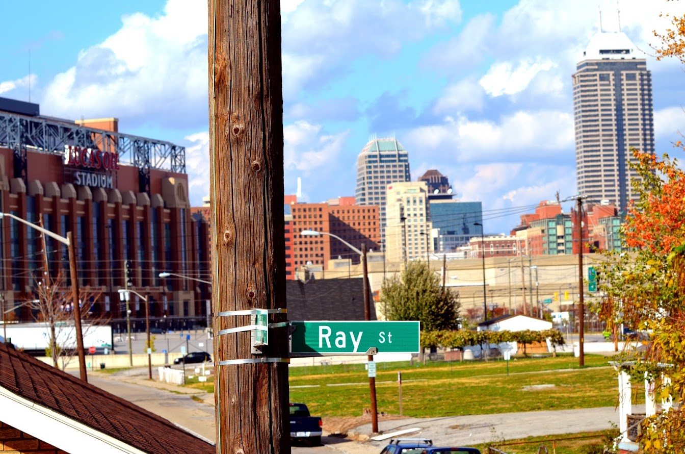 What's in a Name: Ray Street