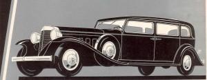 1931 Marmon Sixteen