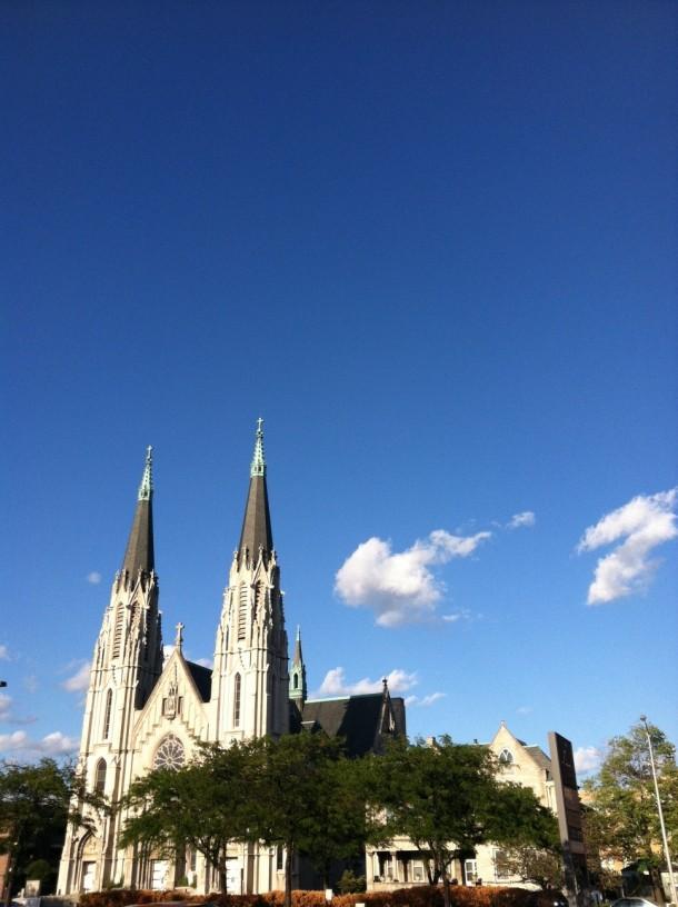 Friday Favorite St Mary S Catholic Church Historic