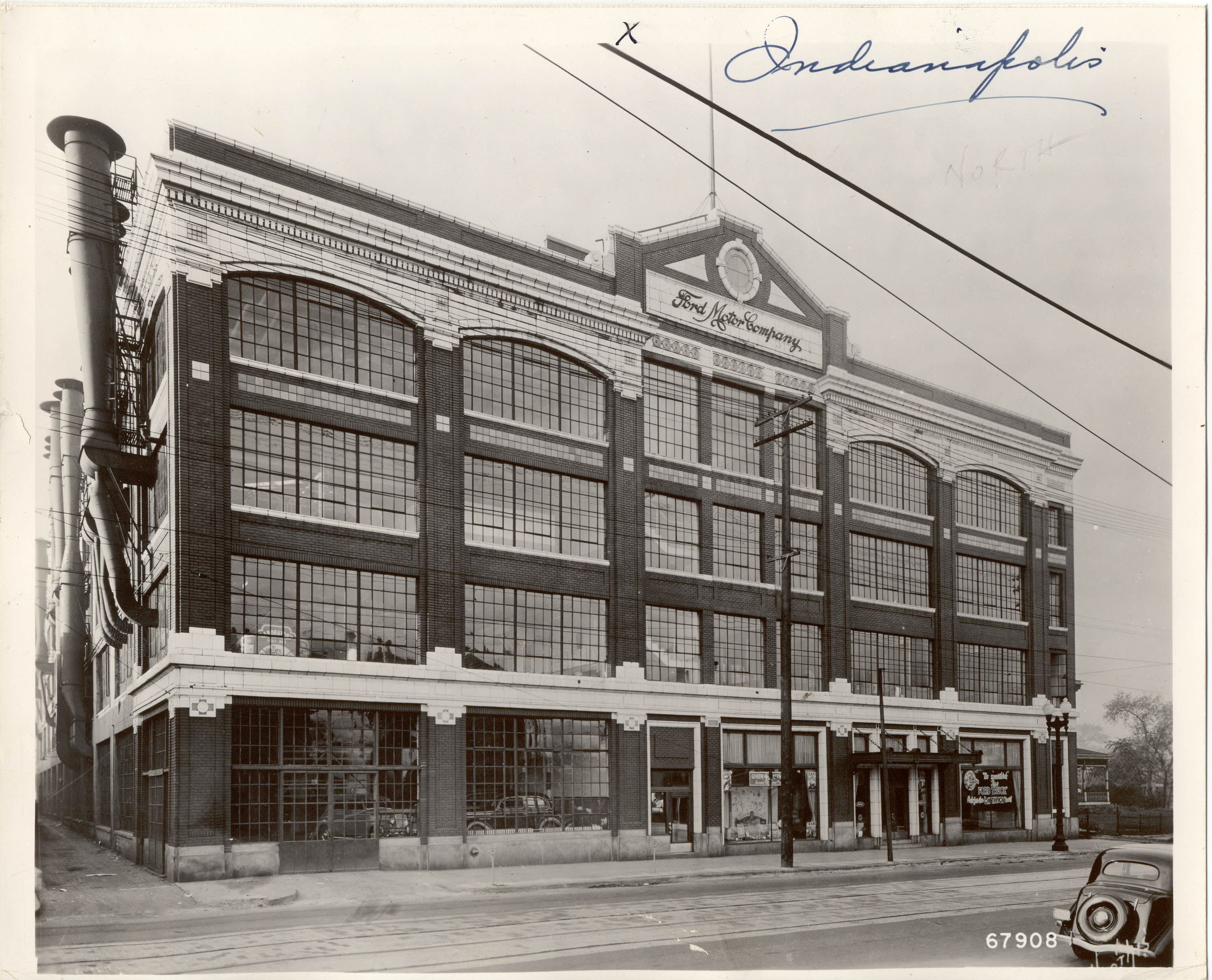 Ford Indianapolis assembly branch centennial is coming
