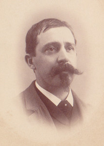 Francis William Flanner, 1854-1912  (photo courtesy of FindAGrave.com)