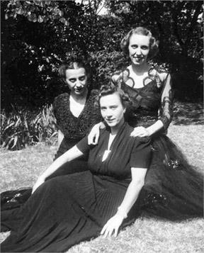Chris, Mary, and Lena Lohrmann