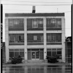 Duesenberg Building 1 in 1970, Courtesy of the Historic American Buildings Survey