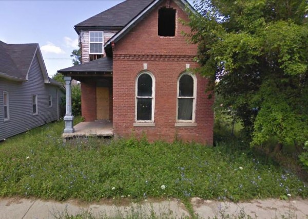 430 N. Walcott, as seen in July 2009. (© 2013 Google)