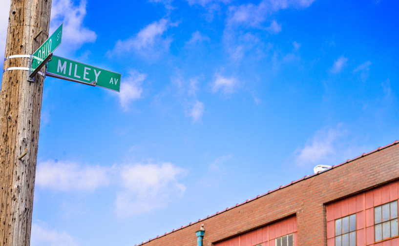 What's In a Name: Miley Avenue