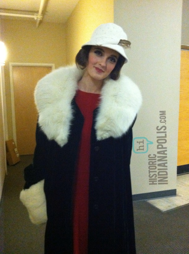 Brooke Hovermale 1920's