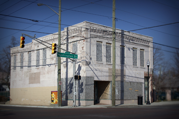 Sunday Prayers: Irvington Post Office (Stevenson Building)