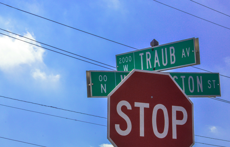 What's in a Name: Traub Avenue