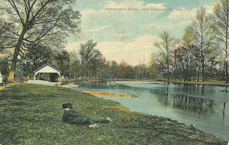 HI Mailbag:  Hammond's Grove