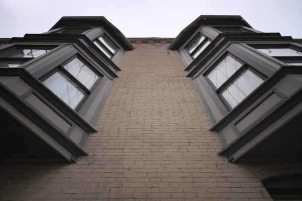 Bay windows, 2013, (c) photo by Kurt Lee Nettleton