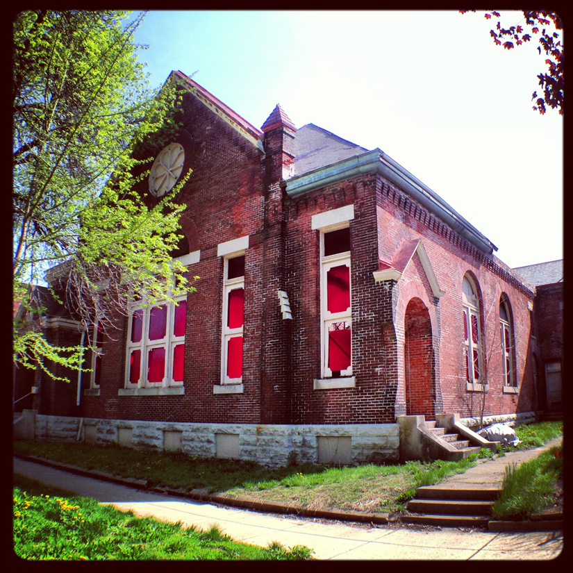 Former First Friends Church, Old Northside