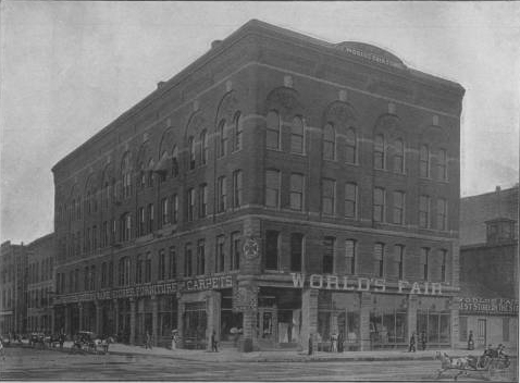 Flats Lost: Lorraine Building