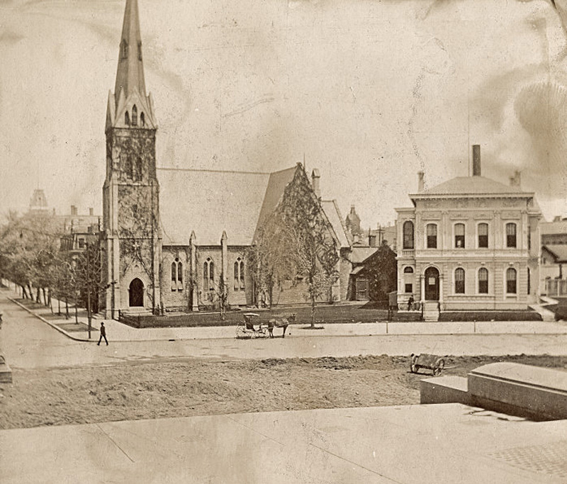 HI Mailbag:  Early Religious Congregations in Indianapolis