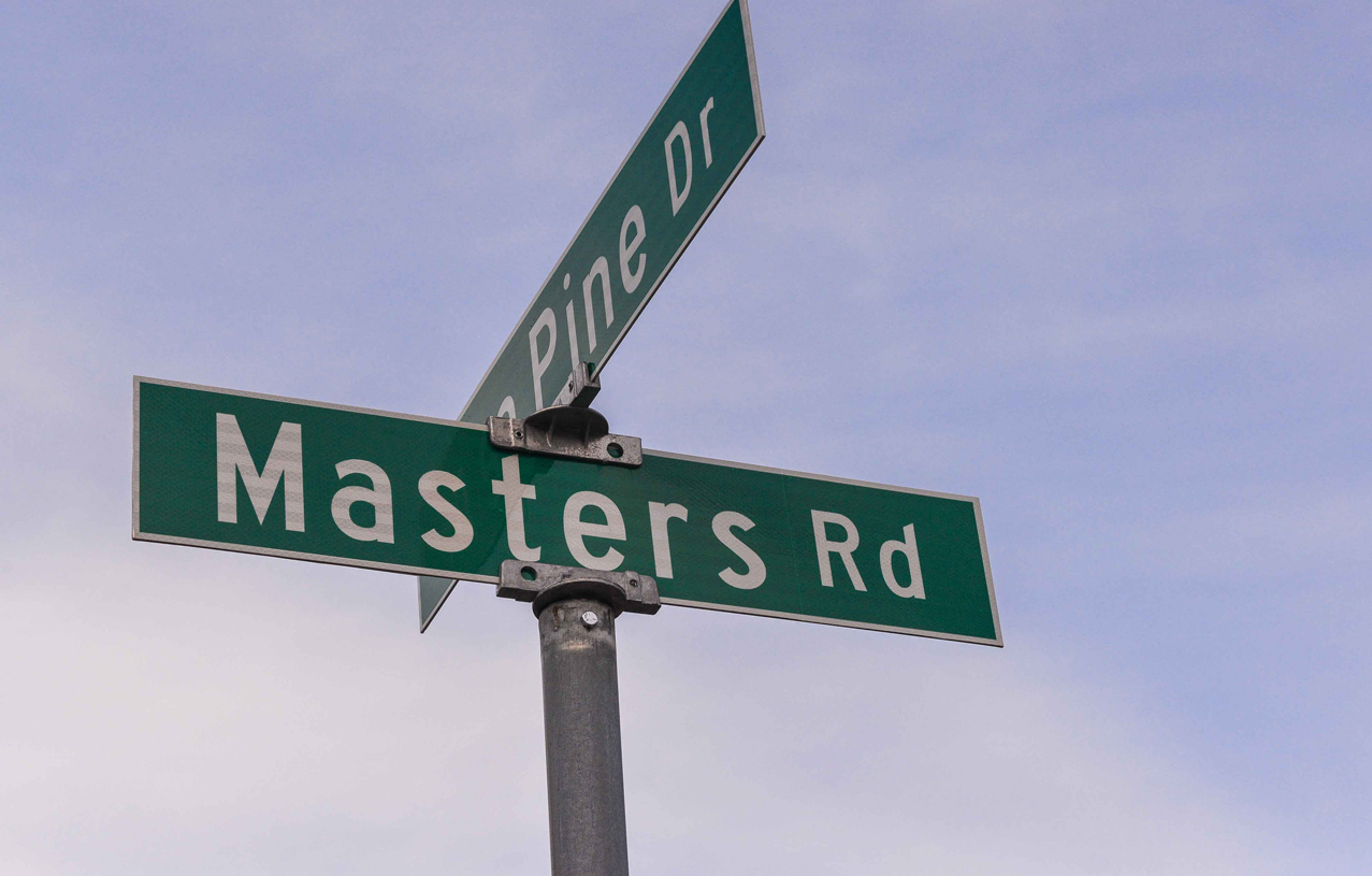 What's in a Name: Masters Road